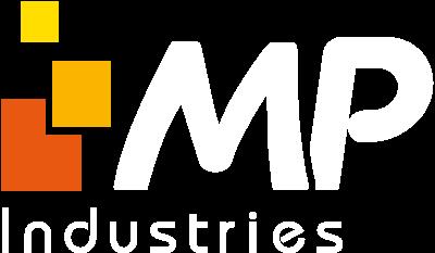 logo MP Indutries, recyclage matières plastiques