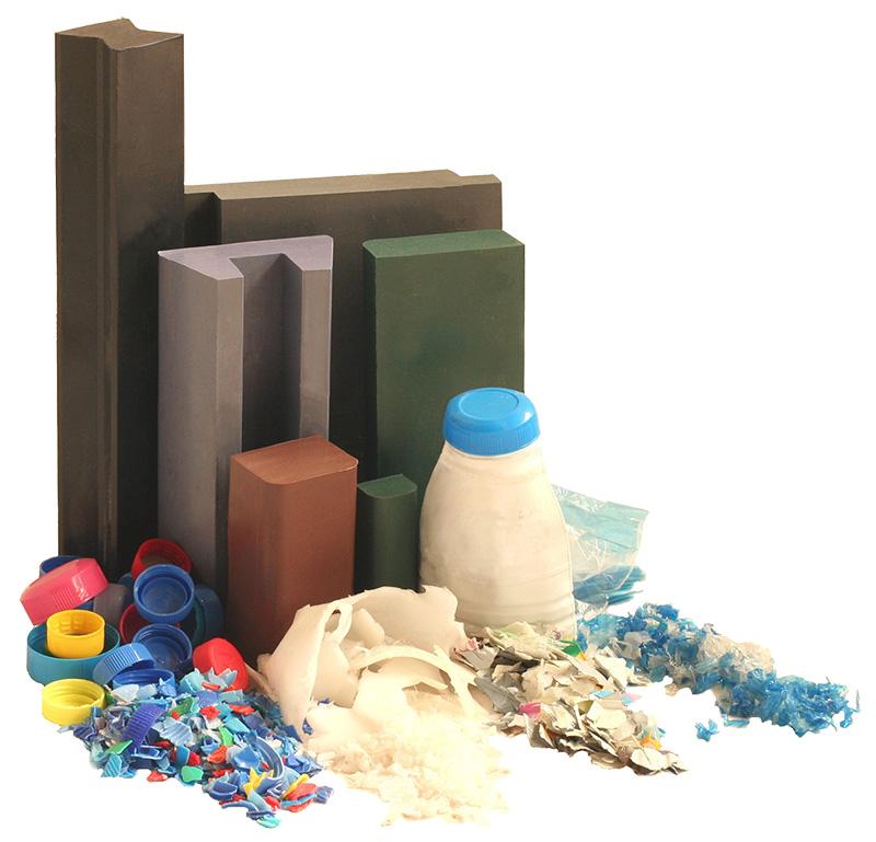 Recyclage de matières plastiques : le Recyclène