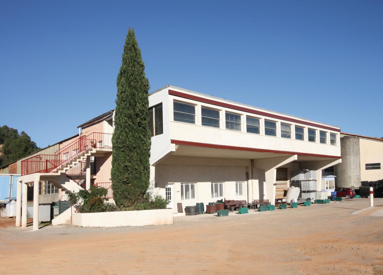 MP Industries, basé à Gardanne depuis plus de 20 ans